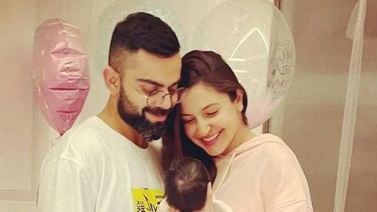 Virat Kohli and Anushka Sharma welcomed daughter Vamika on January 11.