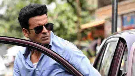Manoj Bajpayee in a still from The Family Man.