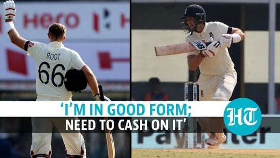 England skipper Joe Root struck a fine century in the series-opener against India