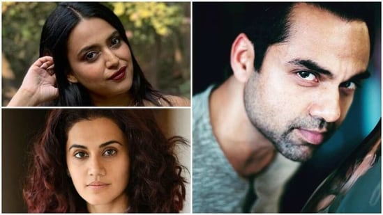 Abhay Deol is all praise for Taapsee Pannu and Swara Bhasker,