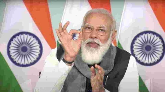 The Barbados Prime Minister had earlier written to Prime Minister Modi for the donation of the Indian vaccine for the Caribbean nation. (PTI file photo)