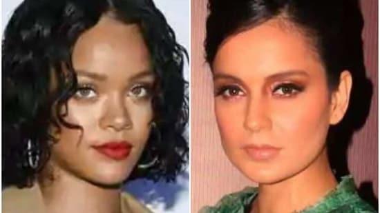 Rihanna hasn't responded to Kangana Ranaut's comments.