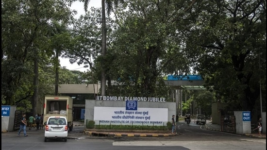 IIT-Bombay recently called around 200 of its students from across the country to return to the campus. (HT FILE)
