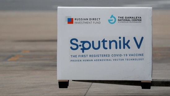 A shipment of doses of the Sputnik V vaccine against Covid-19 is seen after arriving at Ezeiza International Airport, in Buenos Aires, Argentina.(File Photo / REUTERS)