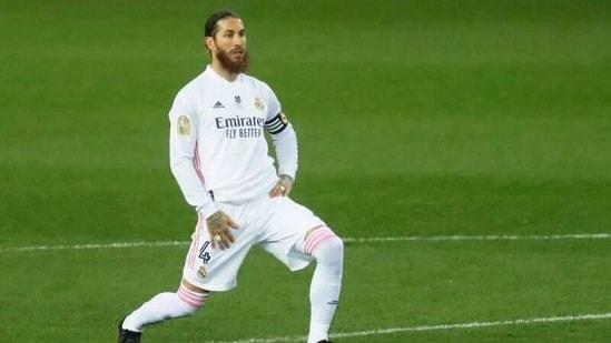 FILE PHOTO: Real Madrid's Sergio Ramos.(REUTERS)