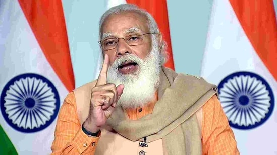 Prime Minister Modi was scheduled to reply in the Lok Sabha on Friday, but disruptions washed out three consecutive days of proceedings.