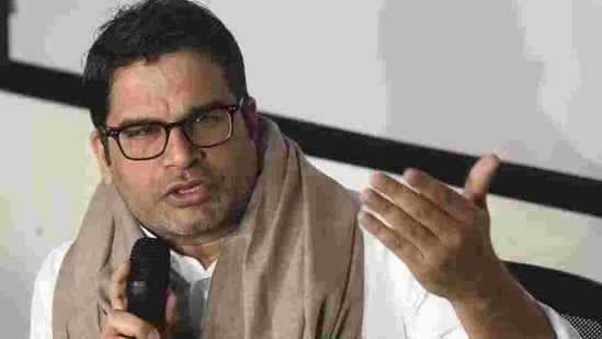 Political strategist Prashant Kishor has said the entire focus in Bihar should on fighting the Covid-19 pandemic.(HT FILE PHOTO)