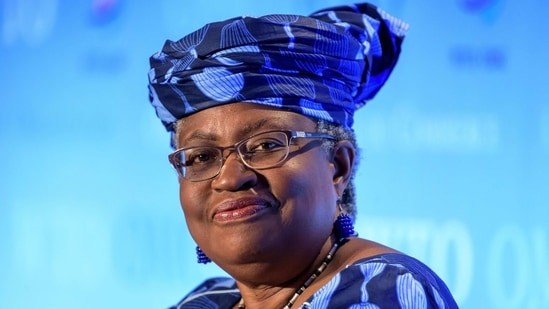 Nigeria's former Foreign and finance minister Ngozi Okonjo-Iweala.(AFP)