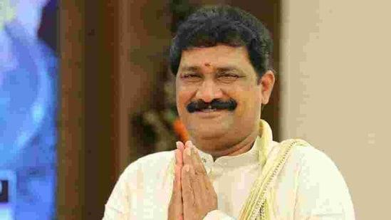 Ganta Srinivasa Rao TDP MLA from Visakhapatnam North constituency.