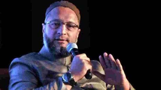Asaduddin Owaisi(File)