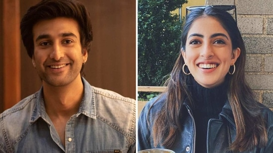 Meezaan and Navya Naveli Nanda have been linked together for a while now.