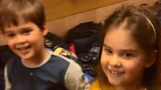 Karan Johar's kids are now four.