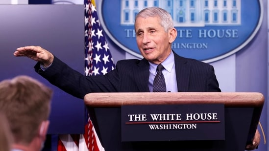 Anthony Fauci continued to encourage people get two doses of the vaccine REUTERS/Jonathan Ernst/File Photo/File Photo(REUTERS)
