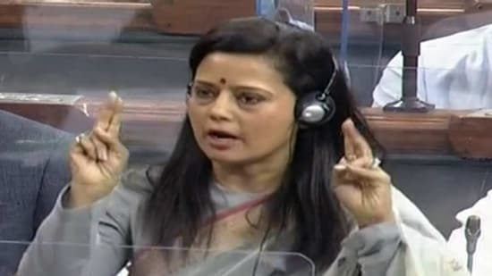 A senior minister in the government said Trinamool Congress (TMC) member of Parliament Mahua Moitra's remarks were against the rules.