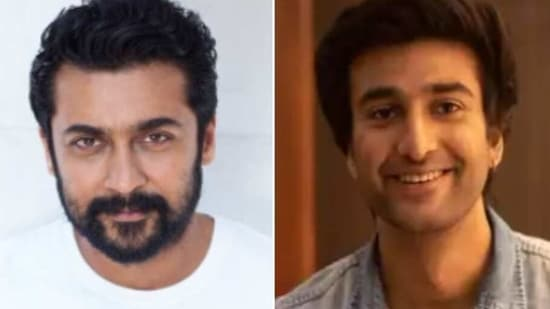 Suriya tweeted to inform his fans about his Covid 19 status, Meezaan showed his fans some portions of his home during an Instagram live session.