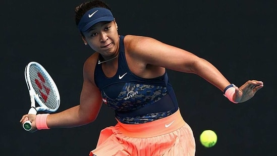 Naomi Osaka hardly broke a sweat against Anastasia Pavlyuchenkova. (Australian Open/Twitter)