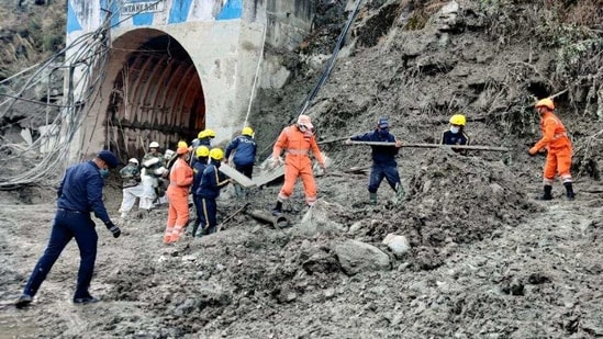 Image result for Uttarakhand flash flood: Toll rises to 31 after 5 bodies recovered, says report