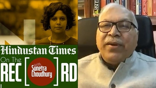 On The Record with Dr SY Quraishi