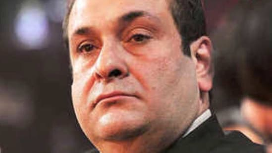 Actor Rajiv Kapoor has died.