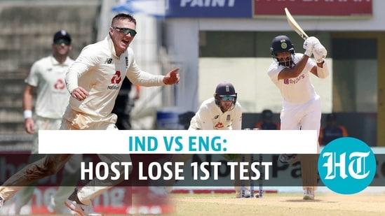England beat India in 1st Test