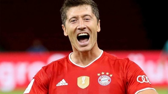 Robert Lewandowski(Getty Images)