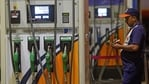As oil prices fell, the government chose to keep retail prices of fuel roughly constant, and enhanced excise duties – a move that shored up revenue receipts.(Satyabrata Tripathy/Hindustan Times)