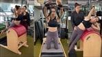 Kriti Kharbanda's fitness trainer gives a glimpse of her Pilates workout   Watch(Instagram/yasminkarachiwala)