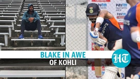 'Kohli doesn't find any excuses': Yohan Blake backs India to fight back