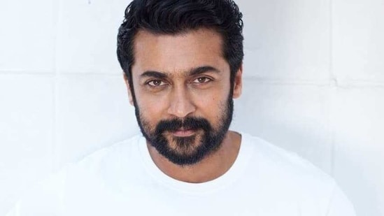 Suriya revealed in a tweet earlier this month that he tested positive for Covid-19.