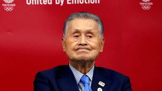 FILE PHOTO: Yoshiro Mori, President of the Tokyo 2020 Olympic Games Organising Committee.(REUTERS)