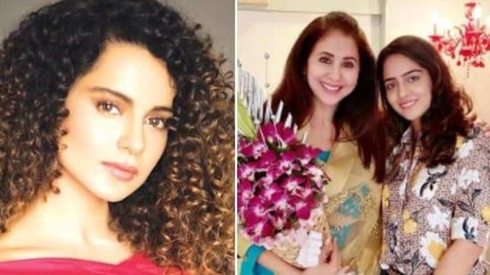 Kangana Ranaut had tweeted about Malvi Mahotra after latter was stabbed in Mumbai.