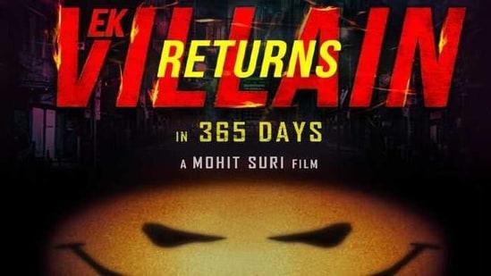 Ek Villain Returns to release on February 11, 2022.