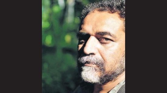 Artist, curator, art educator and author of The 1Shanthiroad Cookbook, Suresh Jayaram
