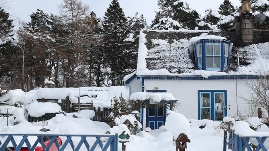 Image result for Siberian blast freezes Britain to coldest since 1955: Minus 23 Celsius related stories