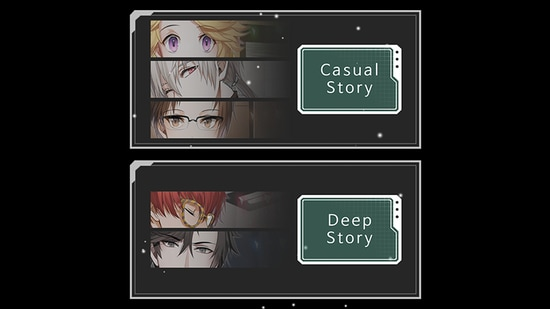 """You can choose your level of difficulty in these """"visual novel"""" games. Plots evolve through conversations conducted on chat. If you make the bot happy or respond in what is seen as a positive way, you can win points. If you mishandle the relationship, you could be stuck in a loop of bad results."""