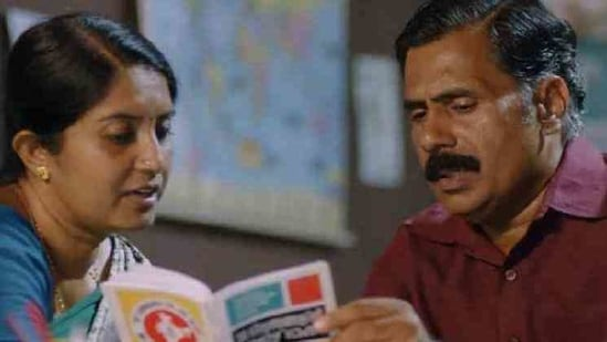 One of the four stories of love in Care of Kaadhal is about a middle-aged pair, a 49-year old unmarried peon and 42-year-old widow officer.