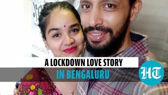 A lockdown love story