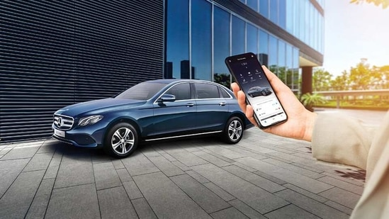 The upgraded E-Class sets benchmarks with Intelligent Drive (enhanced systems for connectivity, safety, and comfort) as well as its trendsetting interior design and efficient new engine technologies.
