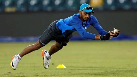 India's Axar Patel on field. File(REUTERS)