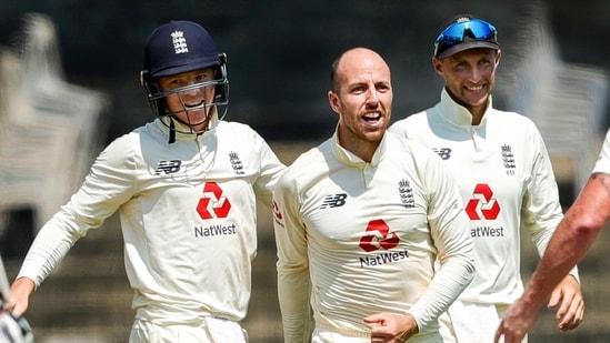 England's bowler Jack Leach( ECB/PTI Photo)