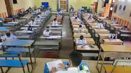 Mizoram Board class 10 exam schedule 2021.(HT file)