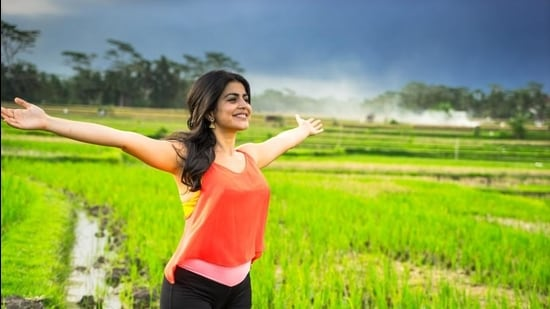 Shenaz Treasury, travel influencer talks about travelling solo and keeping yourself safe. (Shenaz)