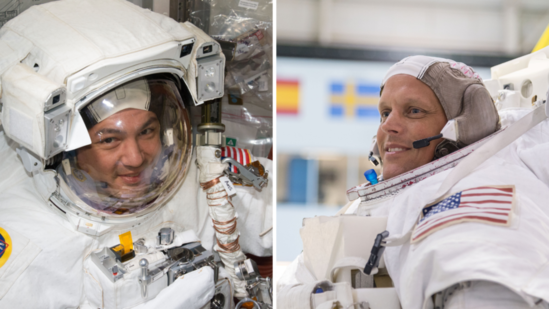 Meet Kjell Lindgren, Bob Hines, selected for Nasas SpaceX Crew-4 mission - Hindustan Times