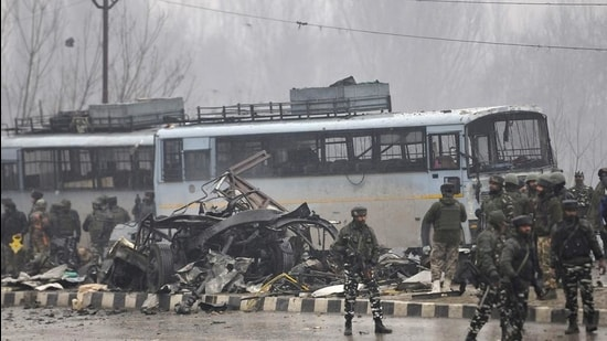There is now enough distance to look back at the event — and the larger Indian policy on terrorism (Waseem Andrabi/Hindustan Times)