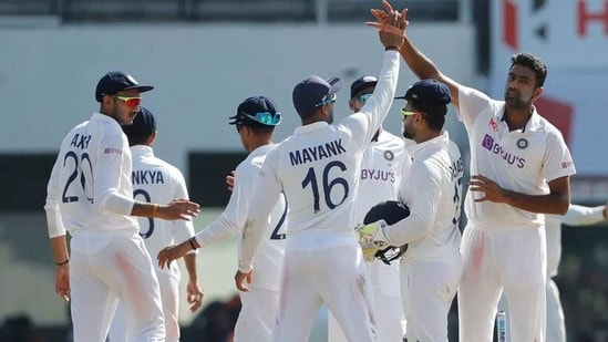 R Ashwin grabbed yet another five-wicket-haul. (Getty Images)