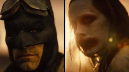 The trailer for Zack Snyder's Justice League is out.
