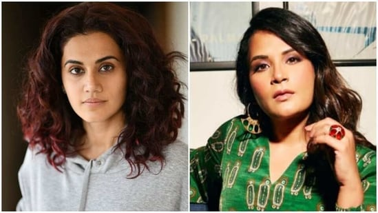 Taapsee Pannu, Richa Chadha furious at Haryana ministers comment on farmer deaths: Utterly disgraceful - Hindustan Times