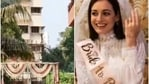 Dia Mirza is expected to tie the knot with Vaibhav Rekhi on Monday.