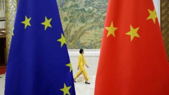 """According to international law experts, the EU-China deal could lead to """"incremental improvement"""" at best, in areas that are not completely incompatible with the nature of China's political system. REUTERS/Jason Lee/File Photo(REUTERS)"""