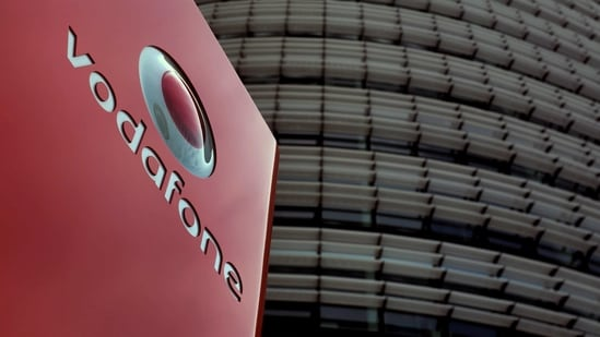 The headquarters of Vodafone.(Reuters)